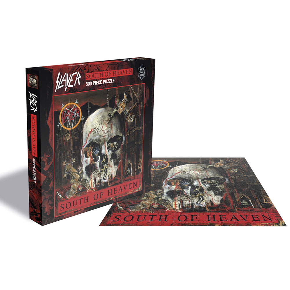 Slayer - South Of Heaven (500 Piece Jigsaw Puzzle)