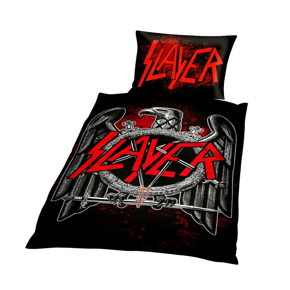 Slayer - Slayer (Single Duvet  Cover)
