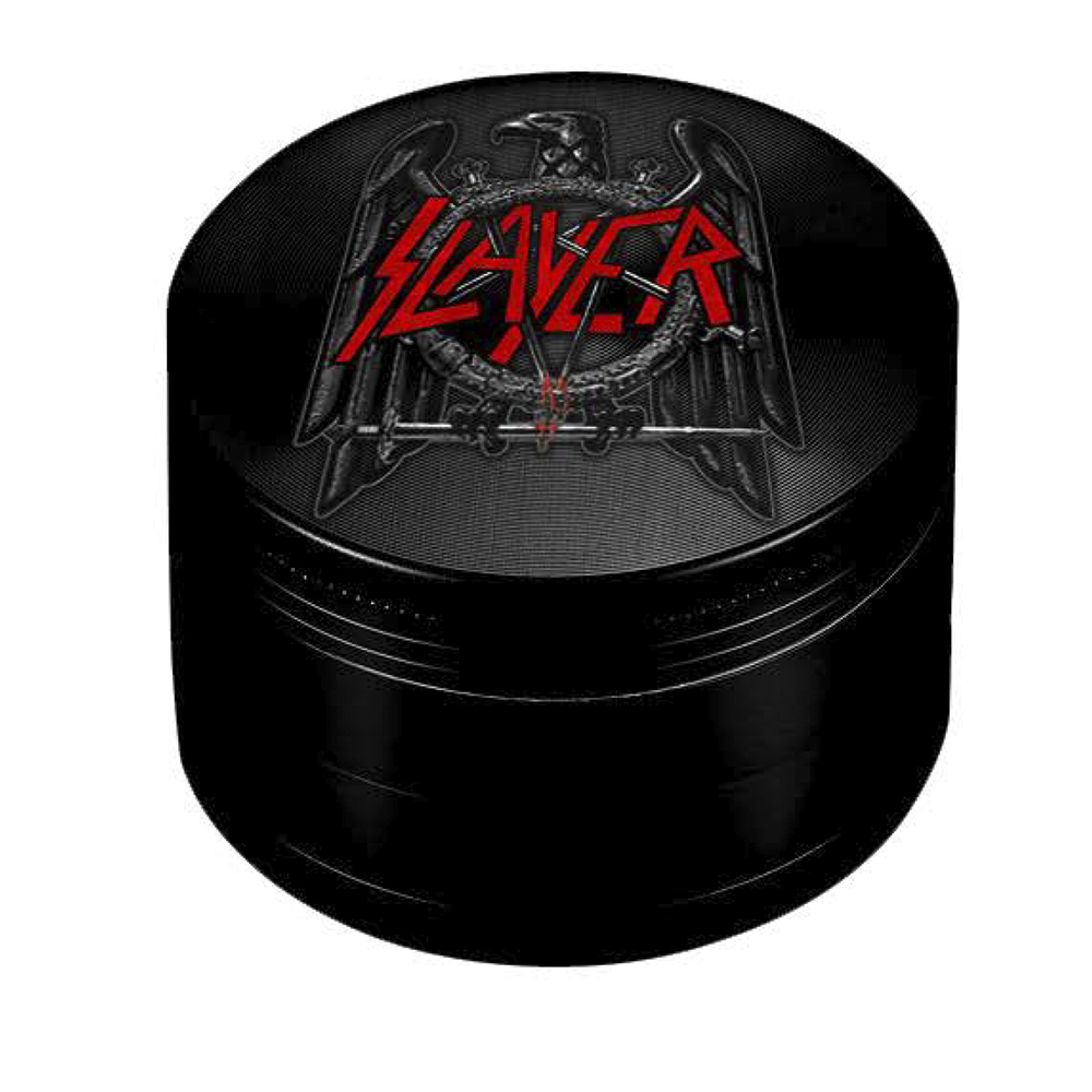 Slayer - Black Eagle Herb Grinder