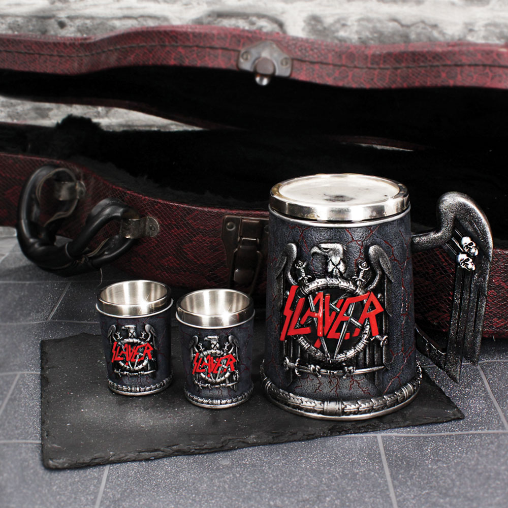 Slayer - Handcrafted Shot Glass