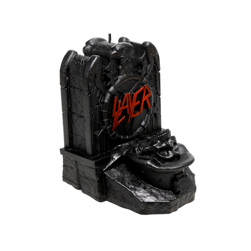 Slayer - Eagle (Black Metallic Candle)