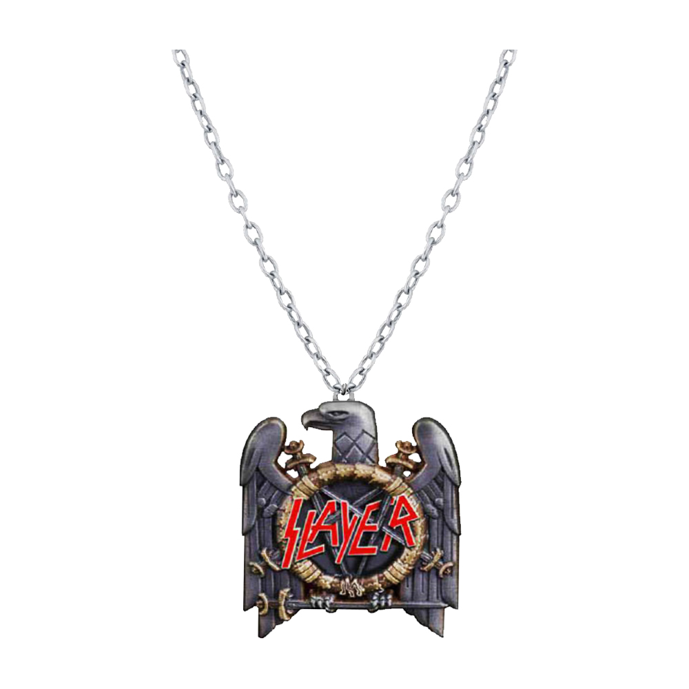 Slayer - Slayer Eagle Necklace