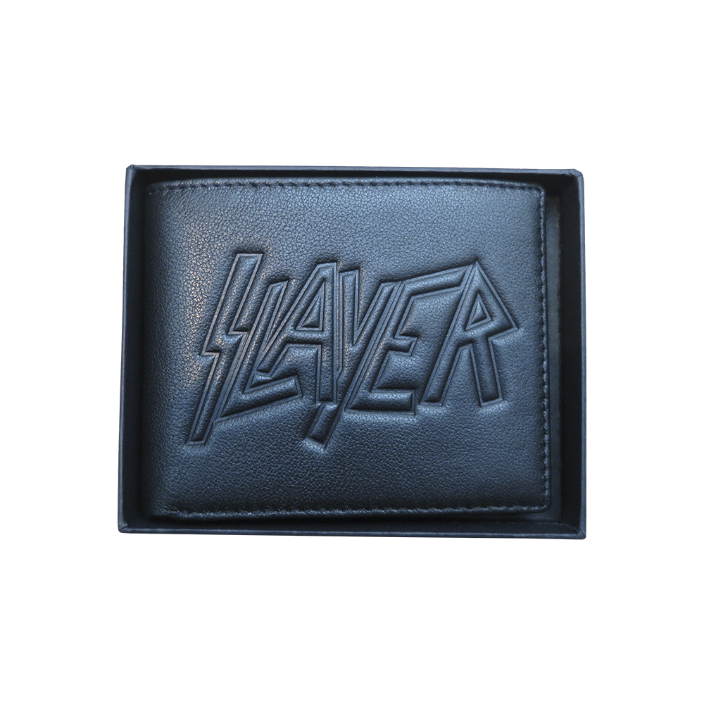 Slayer - Slayer Leather Wallet