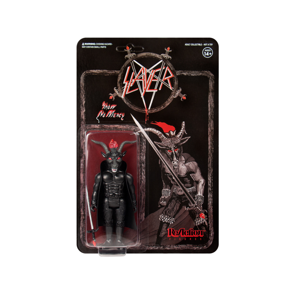 Slayer - Minotaur (Black Magic) ReAction Figure