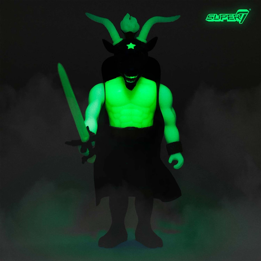 Slayer - Minotaur (Glow In The Dark ReAction Figure)