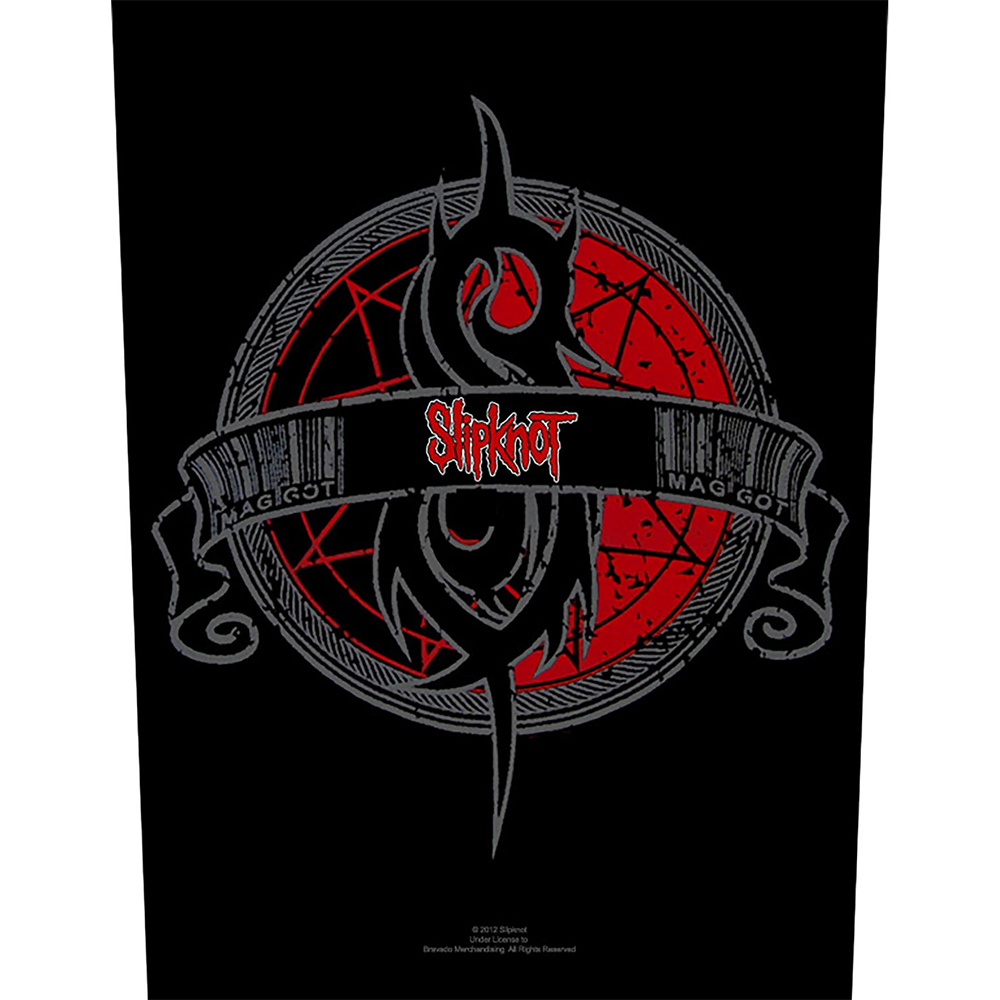 Slipknot - Crest (Backpatch)
