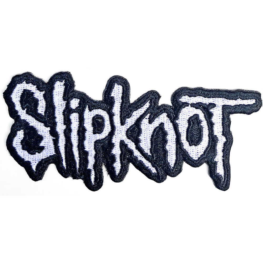 Slipknot - Cut-Out Logo Black Border