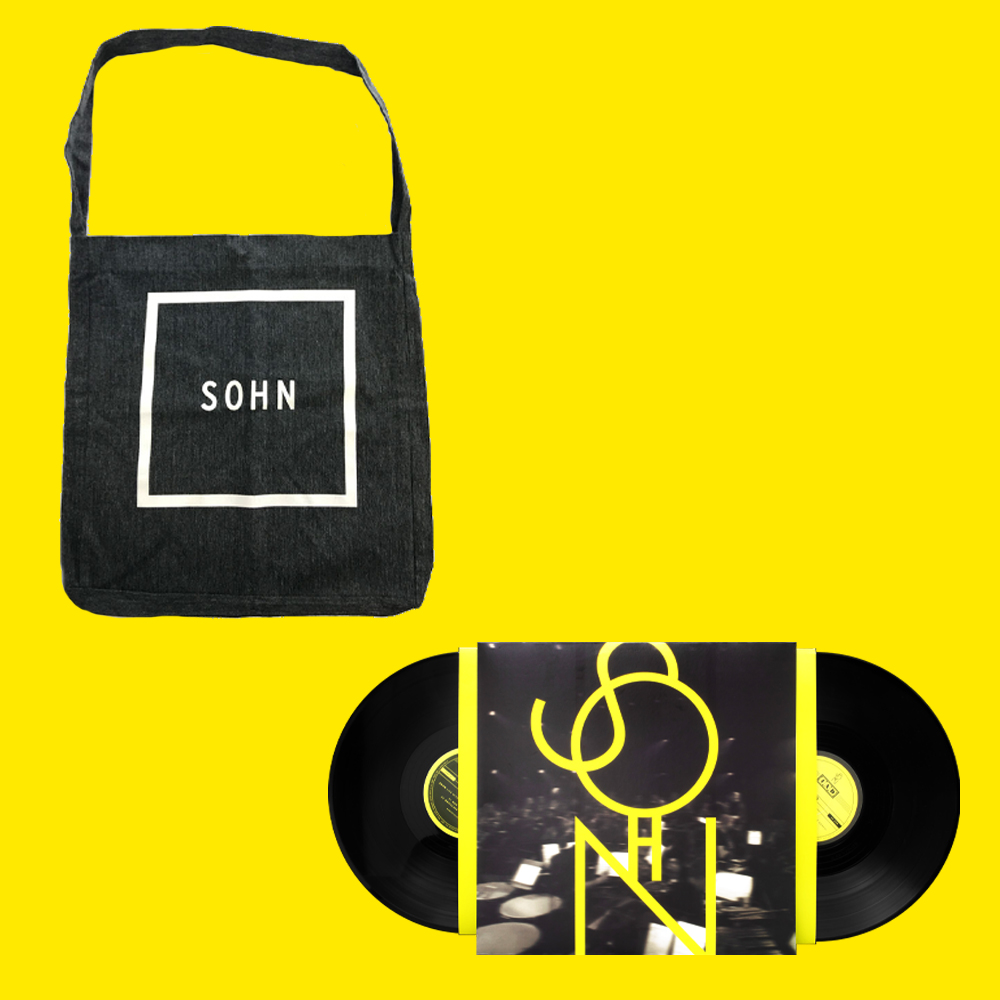 SOHN - SOHN Live with the Metropole Orkest & Tote Bag (Grey)