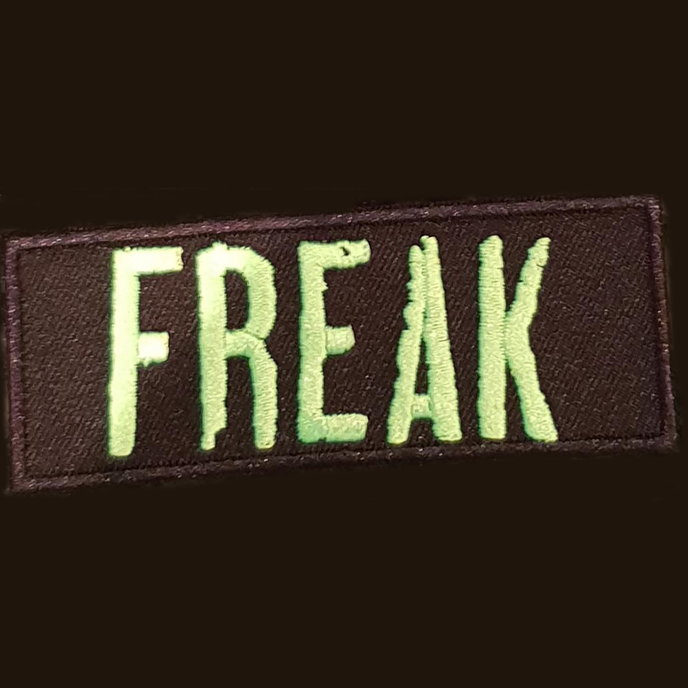 Sophie Lancaster - Freak Patch