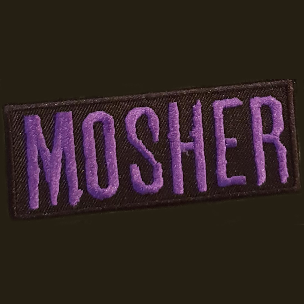 Sophie Lancaster - Mosher Patch