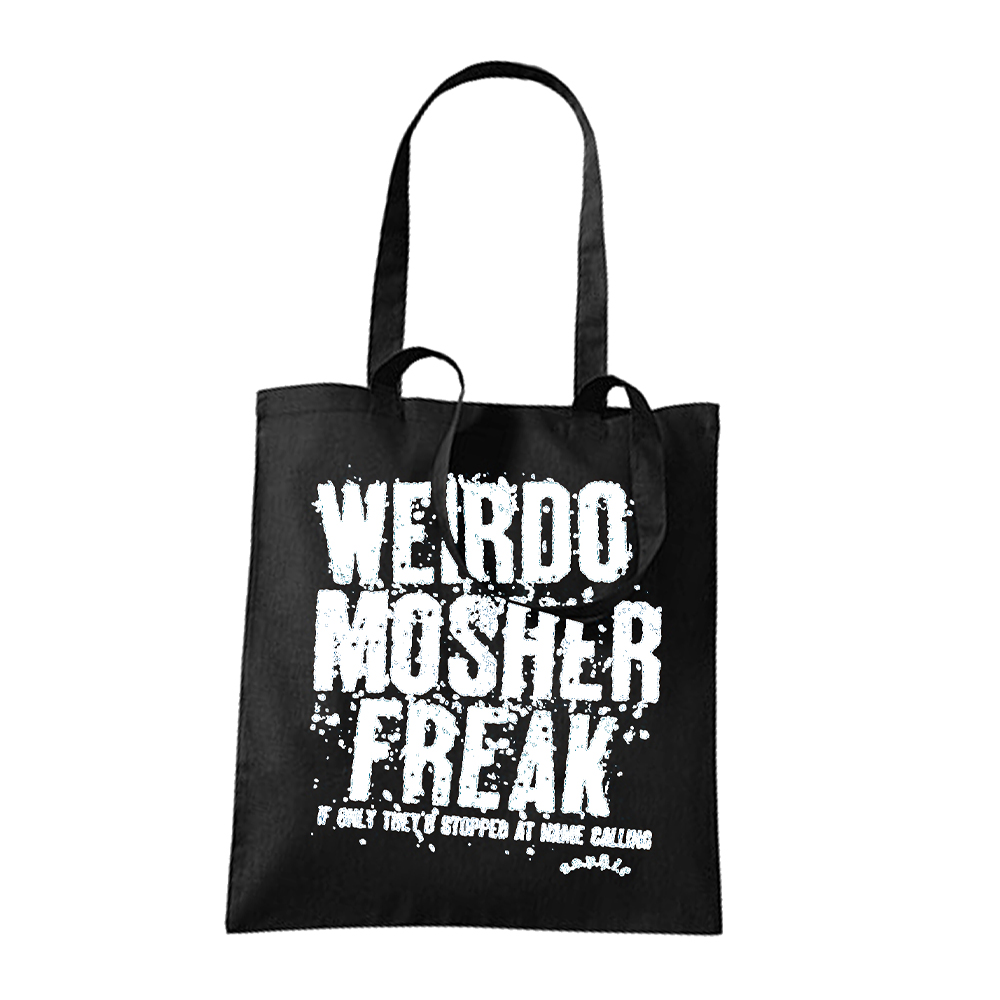 Sophie Lancaster - Weirdo Mosher Freak tote bag