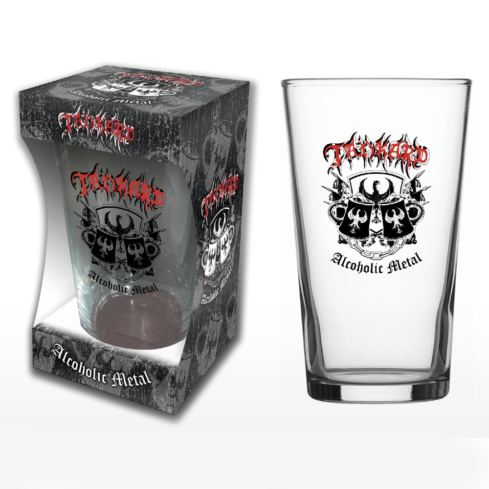 Tankard - Alcoholic Metal (Beer Glass)