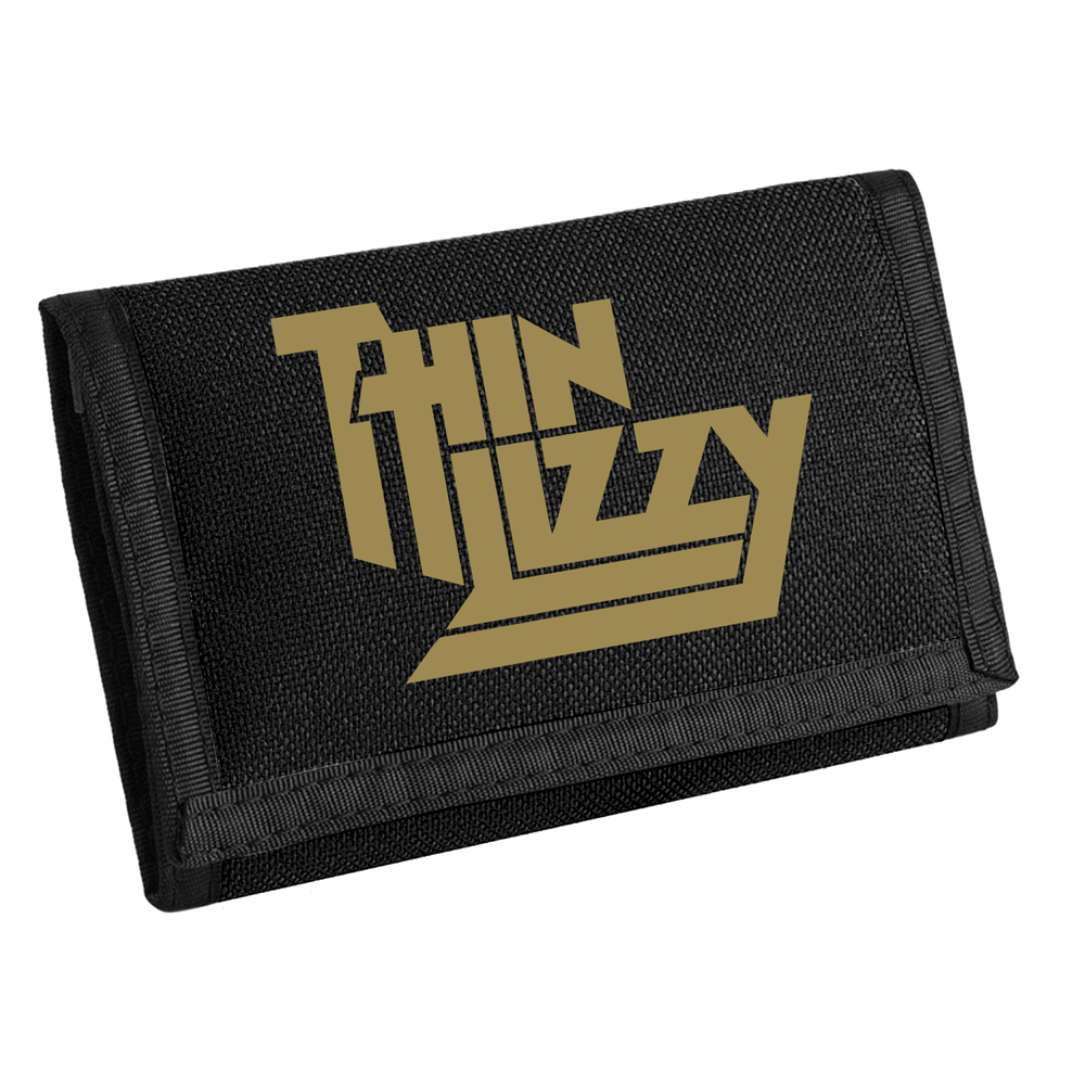 Thin Lizzy - Logo (Canvas Wallet)