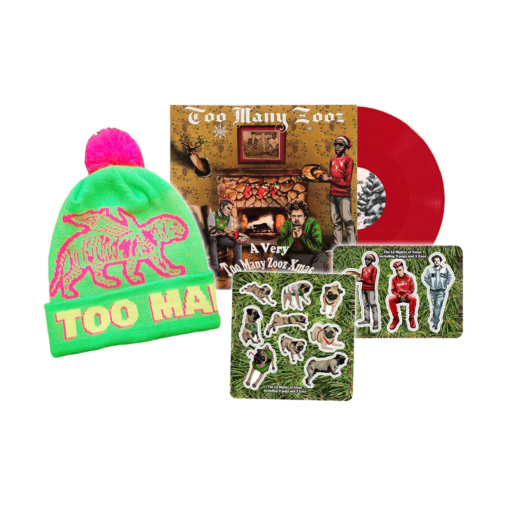 Too Many Zooz - Xmas Bundle