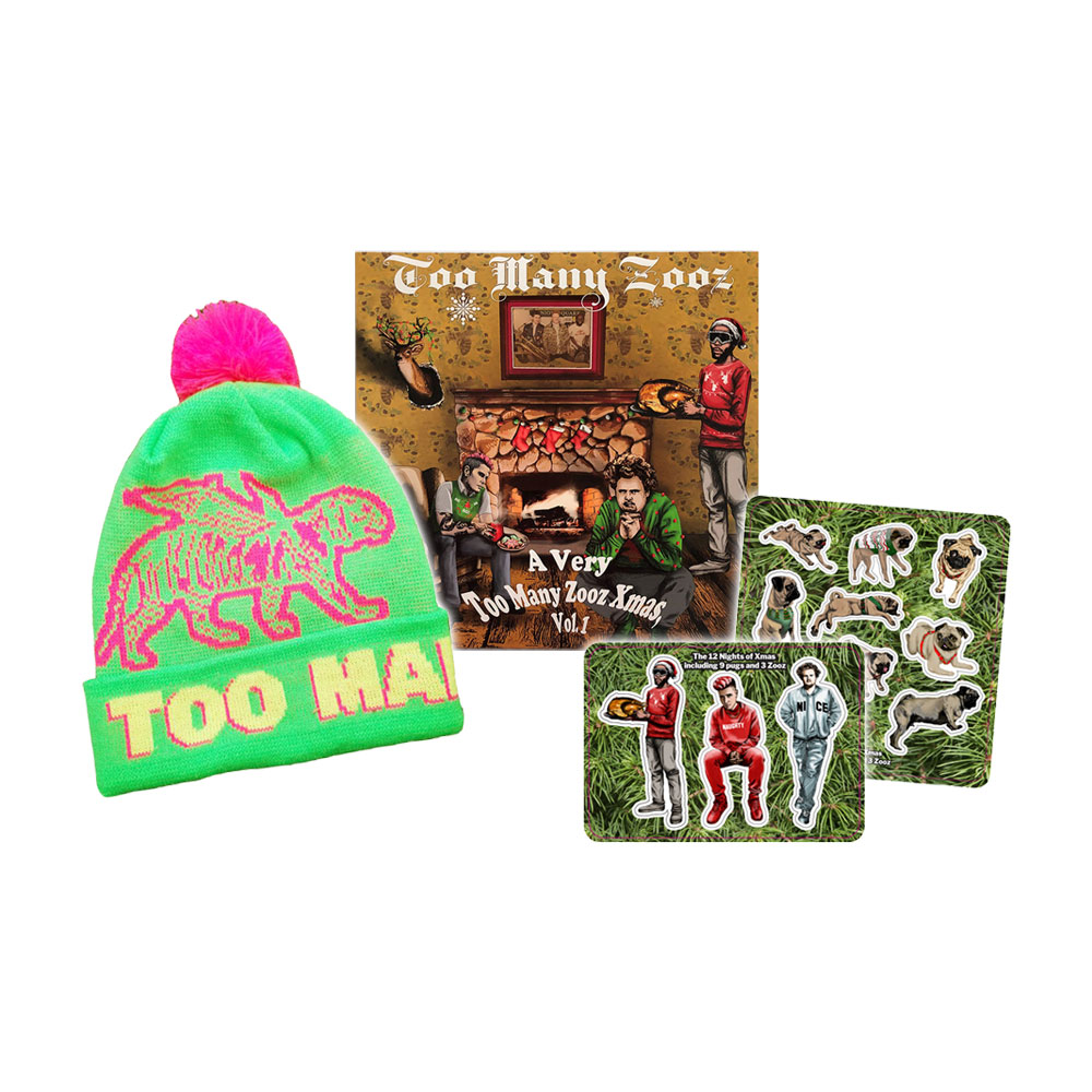 Too Many Zooz - Xmas Bundle (CD)