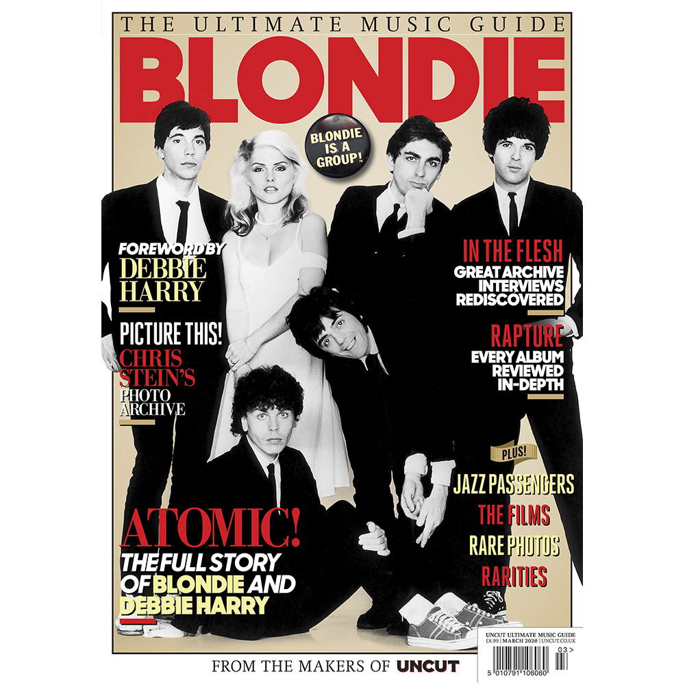 Uncut - Blondie -  Ultimate Music Guide