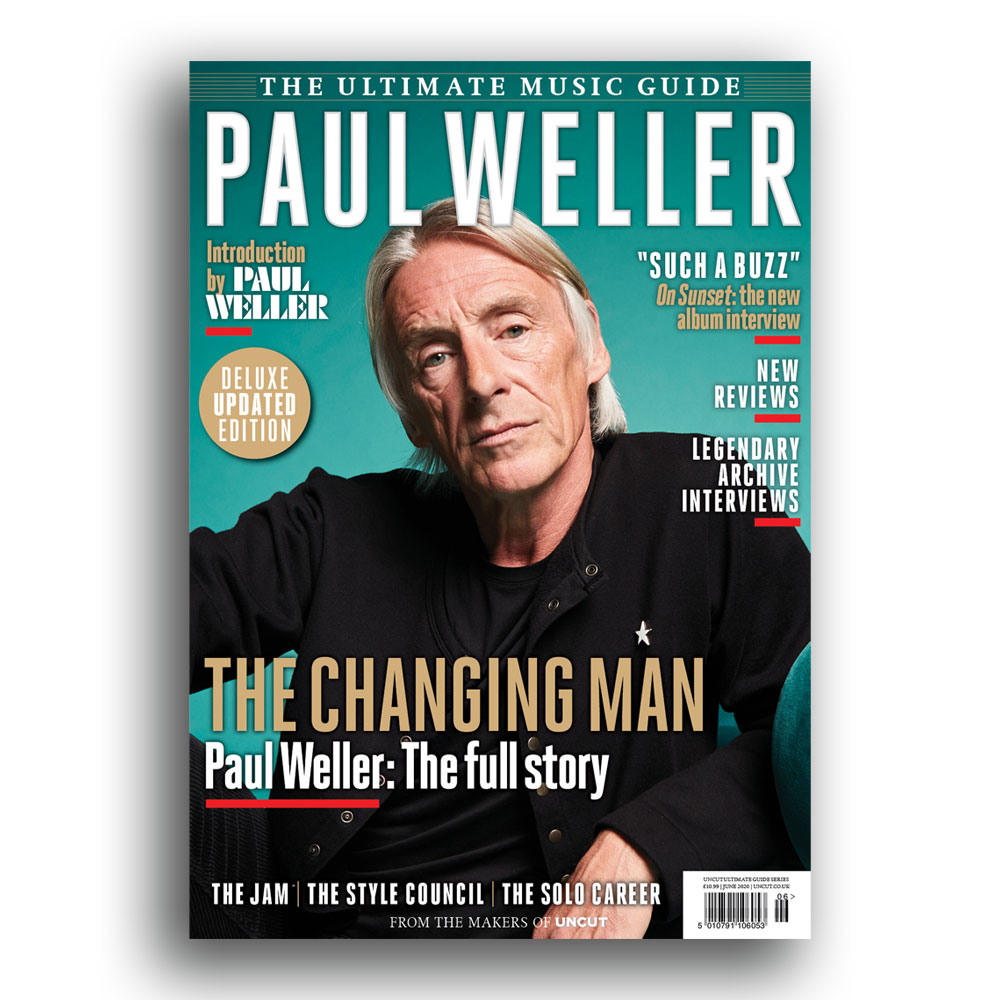 Uncut - Paul Weller - Ultimate Music Guide