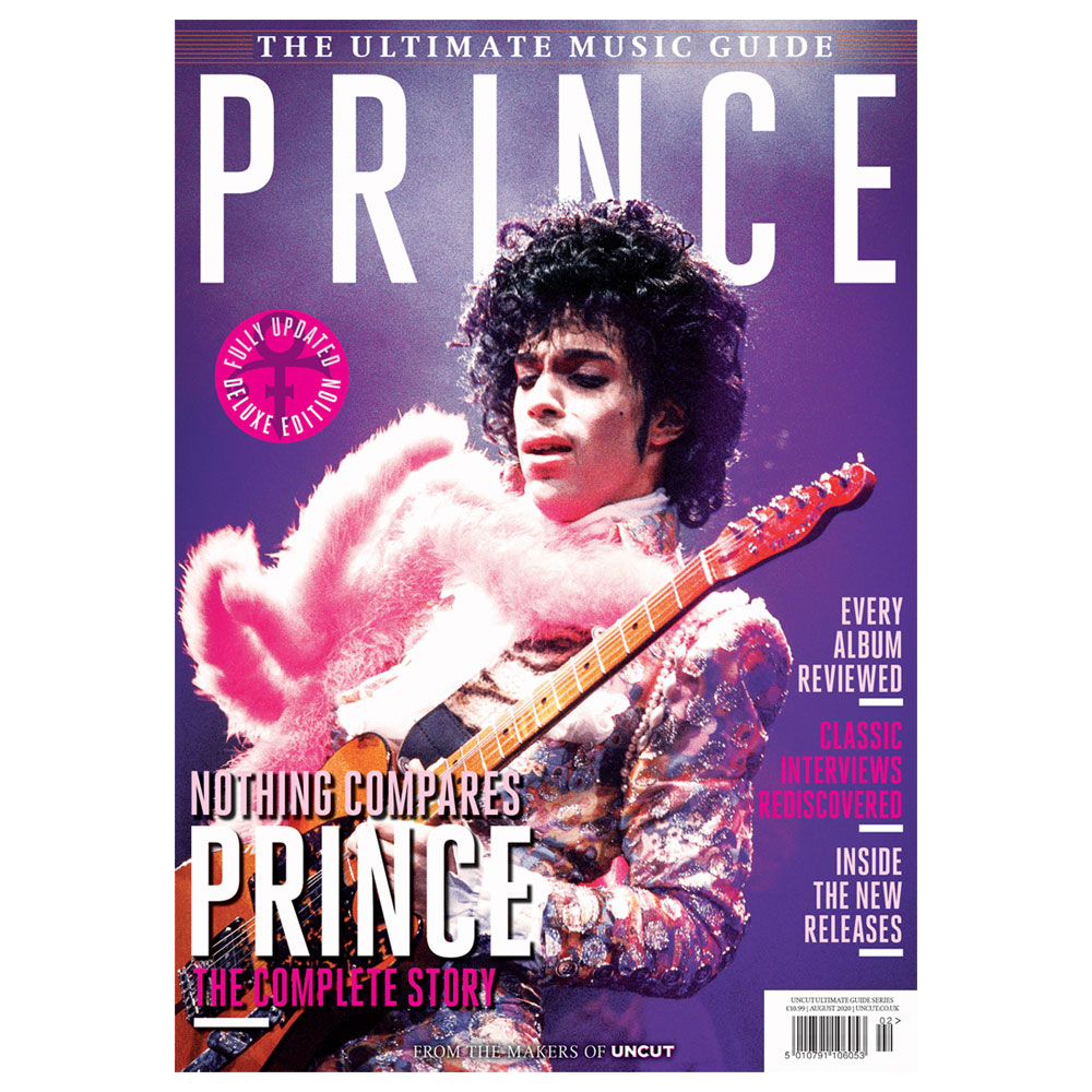 Uncut - Prince Ultimate Music Guide