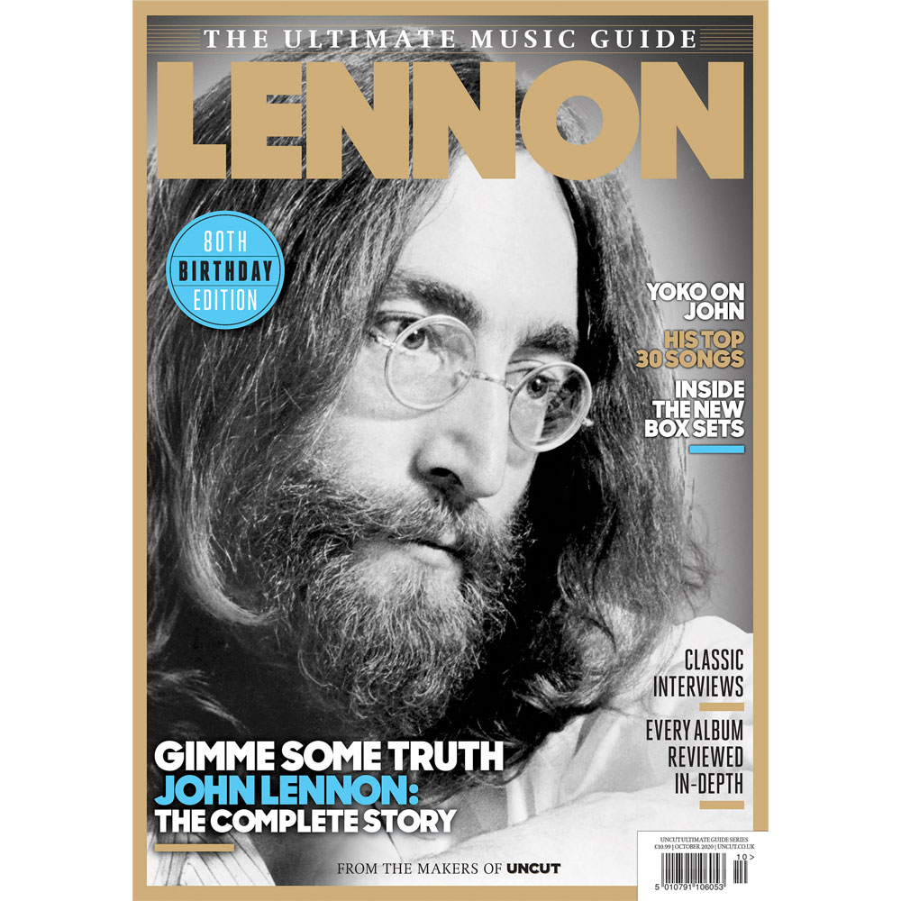 Uncut - John Lennon - Ultimate Music Guide