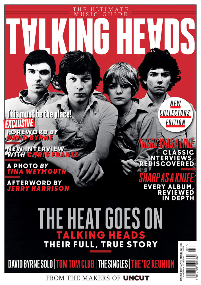Uncut - Talking Heads - Ultimate Music Guide