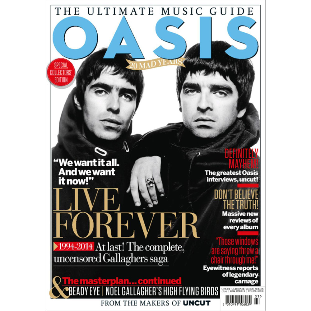 Uncut - Oasis - Ultimate Music Guide