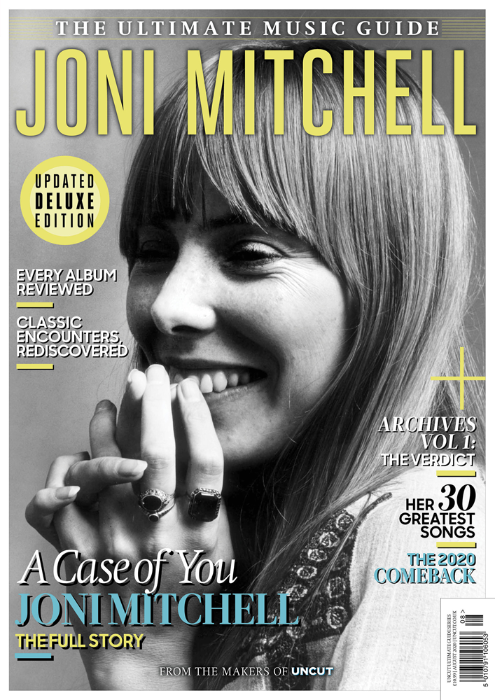 Uncut -  Joni Mitchell - Ultimate Music Guide