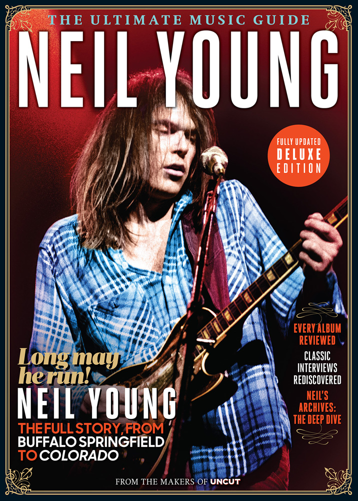 Uncut - Neil Young Updated Deluxe Edition - Ultimate Music Guide