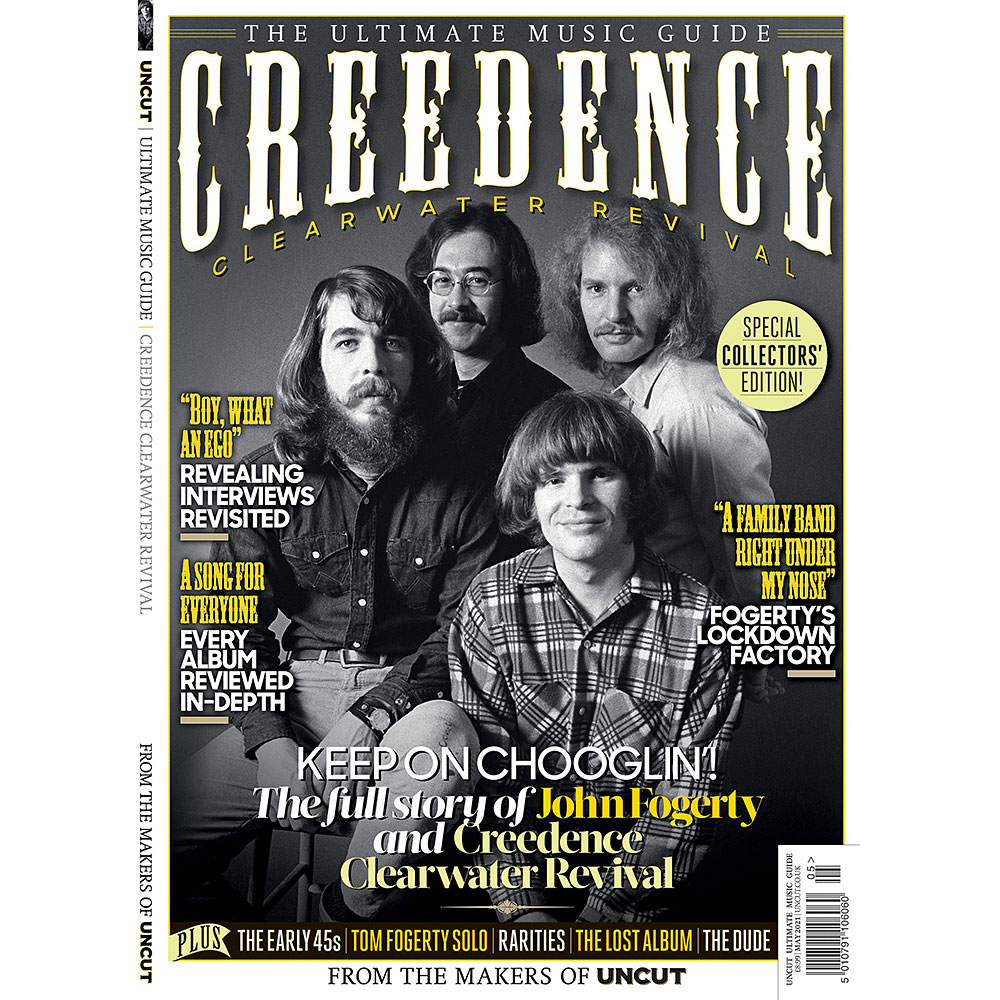 Uncut - Creedance Clearwater Revival - Ultimate Music Guide