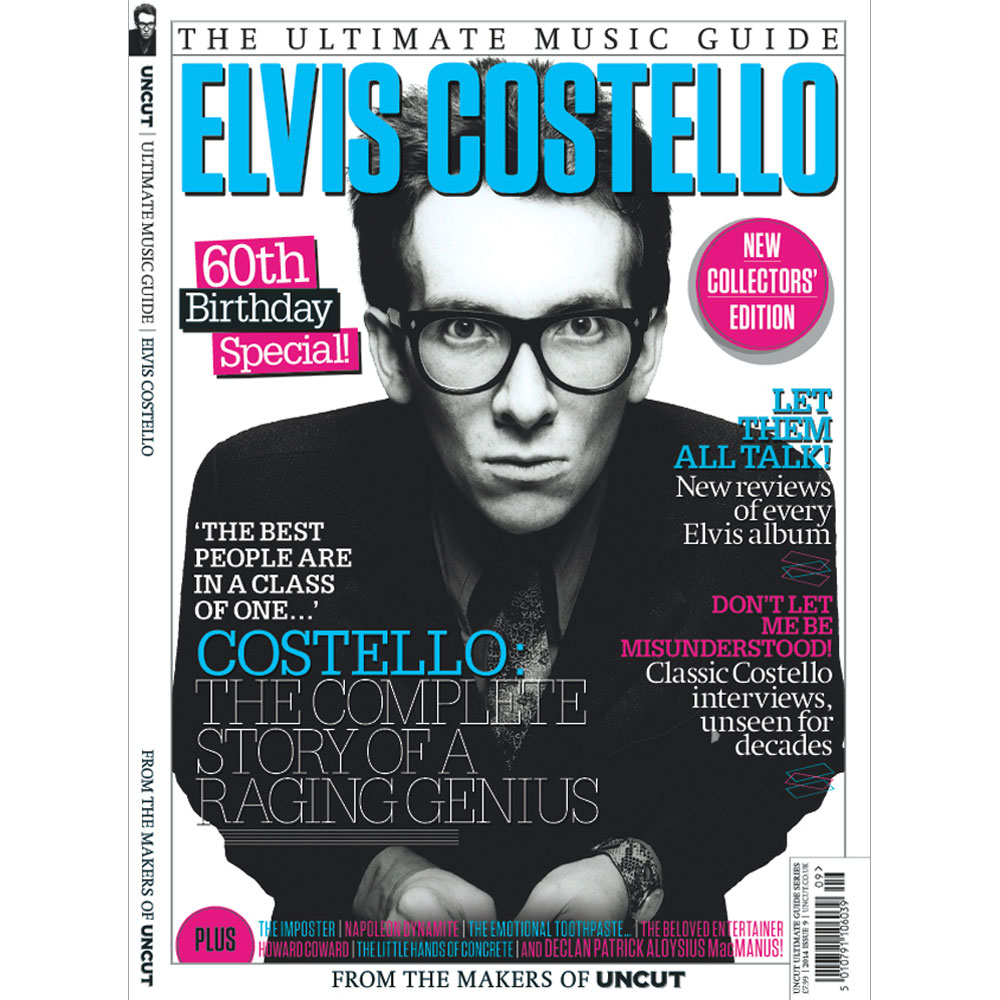 Uncut - Elvis Costello - Ultimate Music Guide