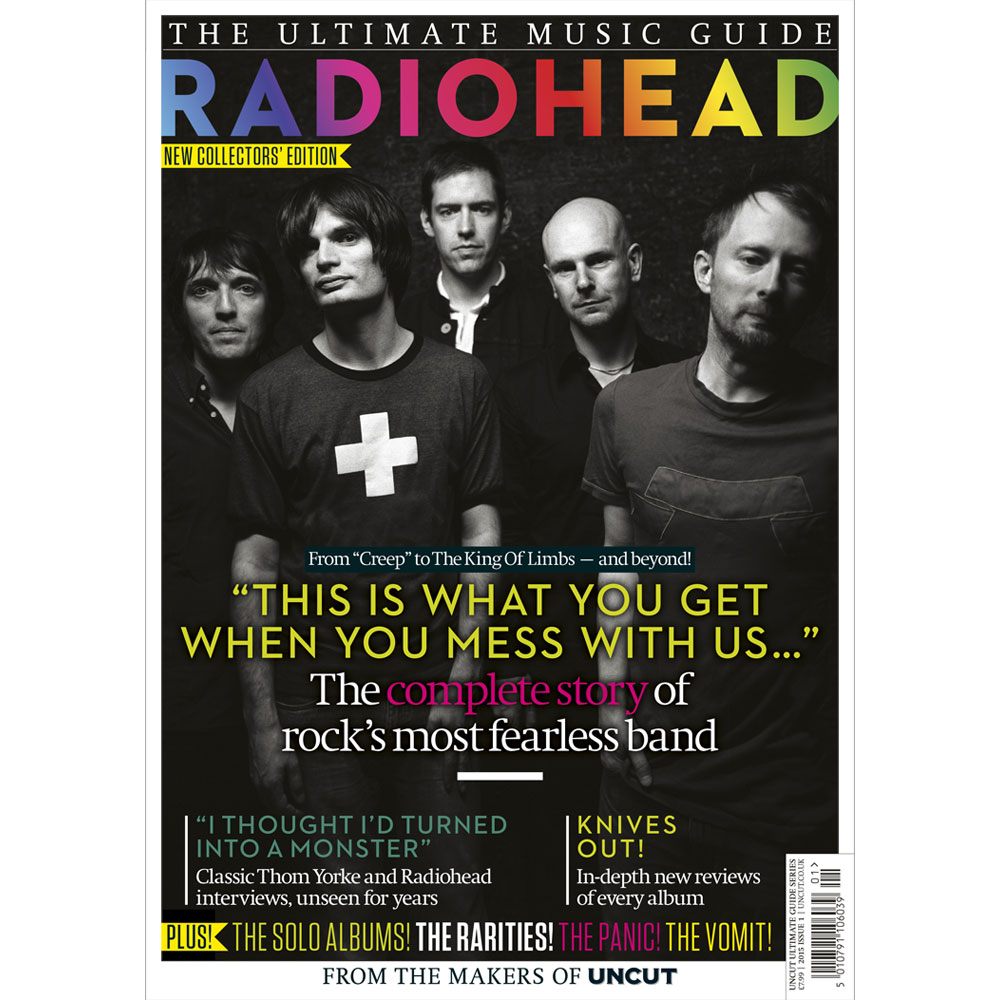 Uncut - Radiohead - Ultimate Music Guide