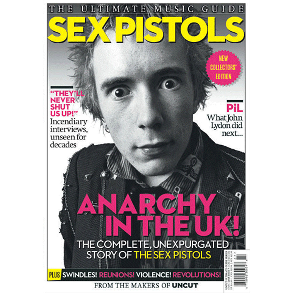 Uncut - Sex Pistols - Uncut Ultimate Music Guide
