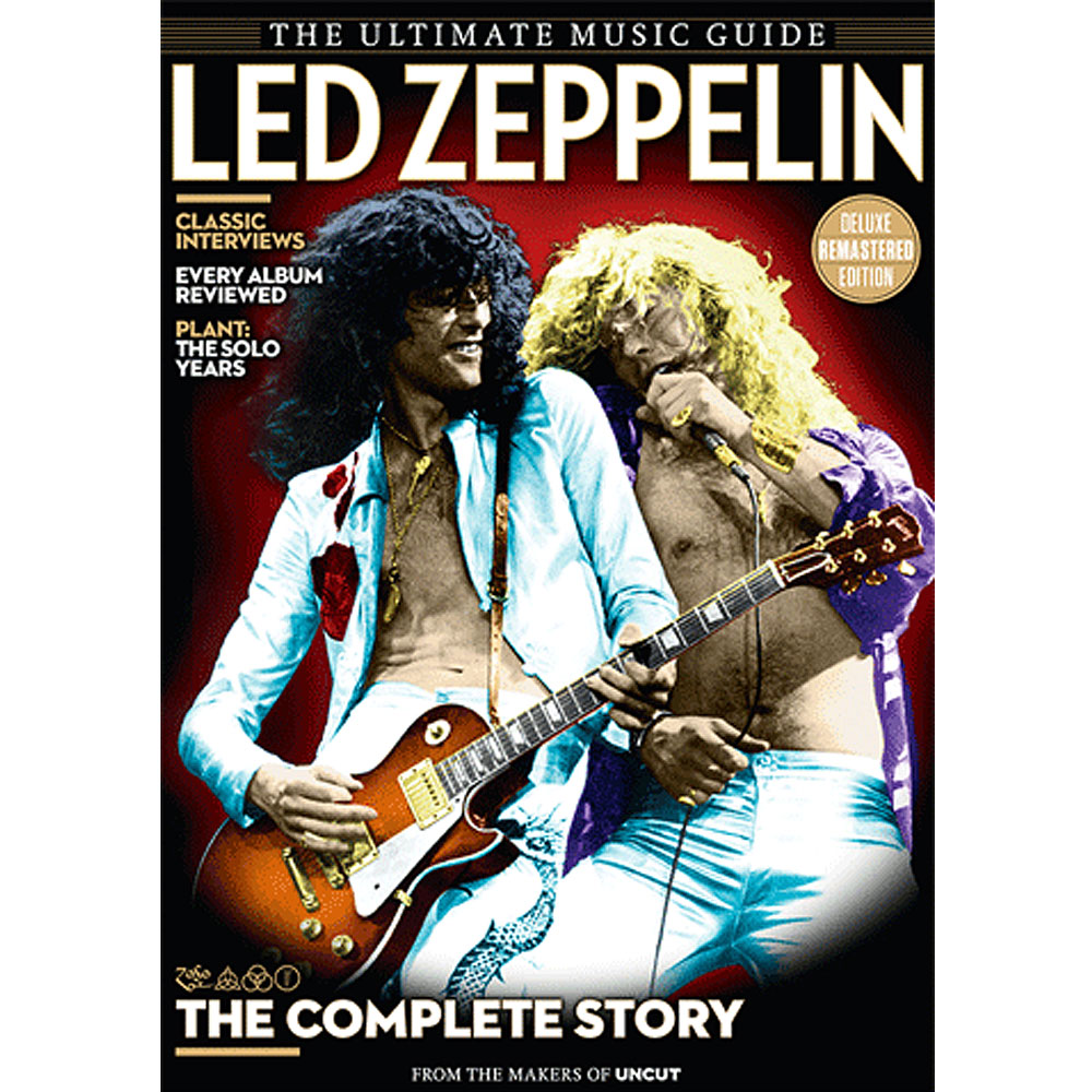 Uncut - Led Zeppelin Bookazine