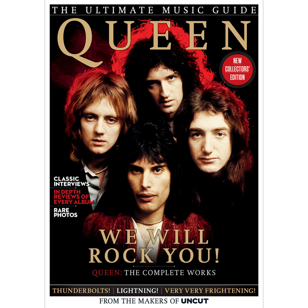 Uncut - Queen - Ultimate Music Guide