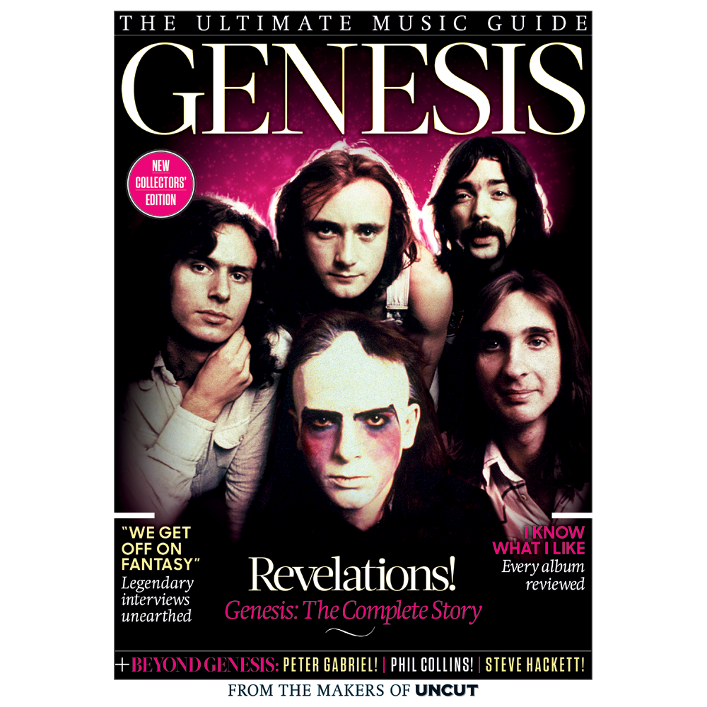 Uncut -  Genesis Ultimate Music Guide