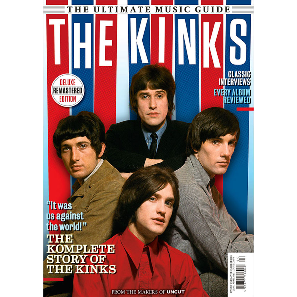 Uncut - The Kinks - Ultimate Music Guide