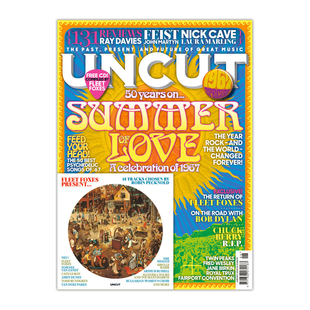 Uncut - June 2017 Issue - Summer of Love + CD / Download