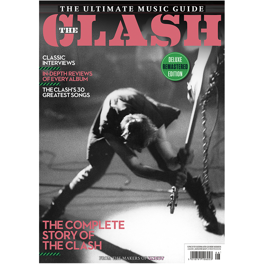 Uncut - The Clash - Ultimate Music Guide (Deluxe Edition)