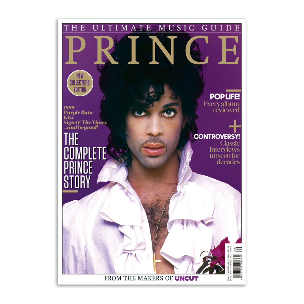 Uncut - Prince - Ultimate Music Guide