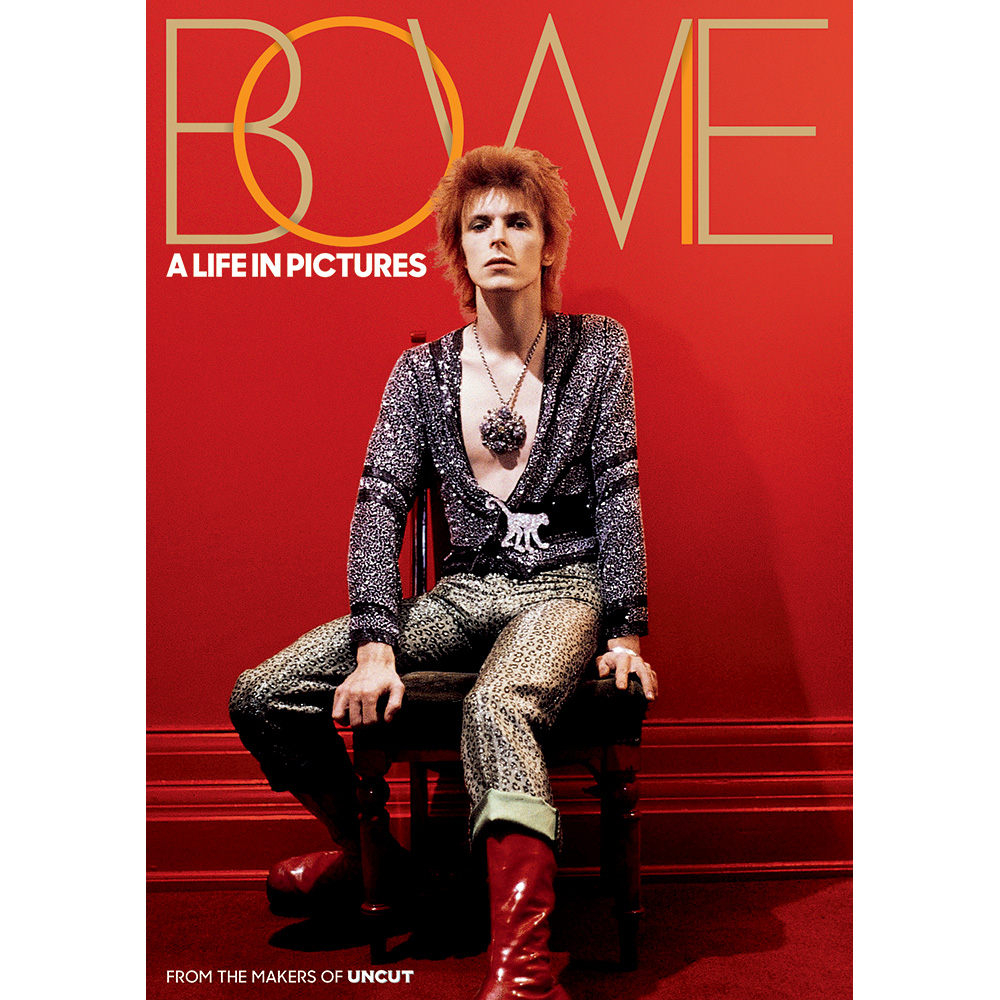 Uncut - Bowie - A Life In Pictures