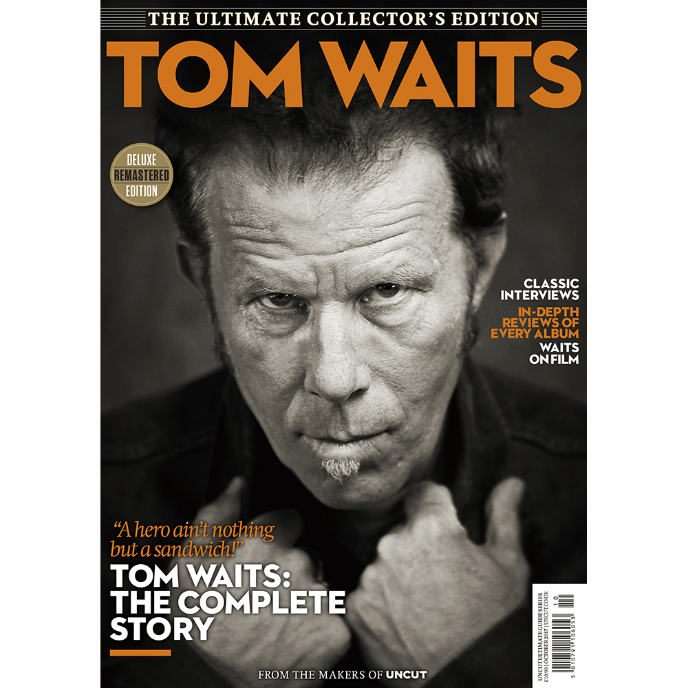 Uncut - Tom Waits - Ultimate Music Guide