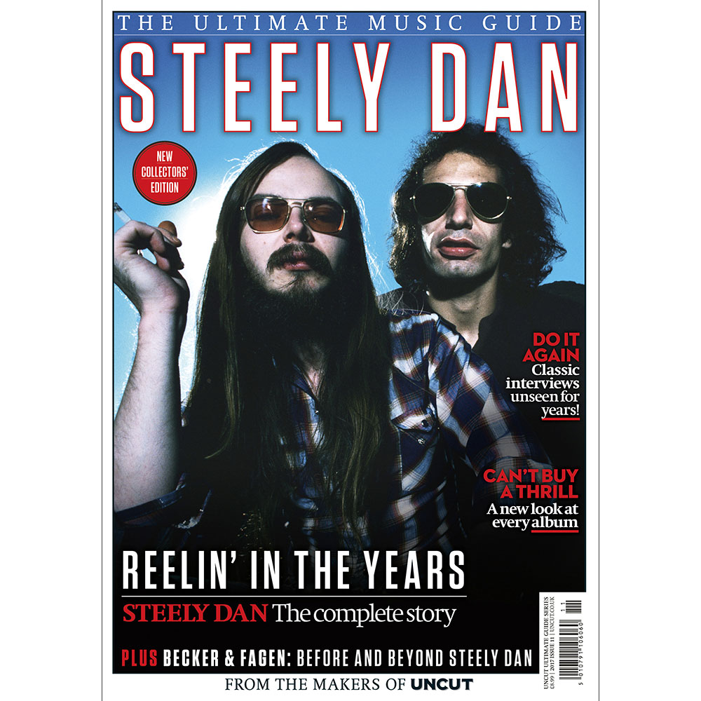 Uncut - Steely Dan - Ultimate Music Guide