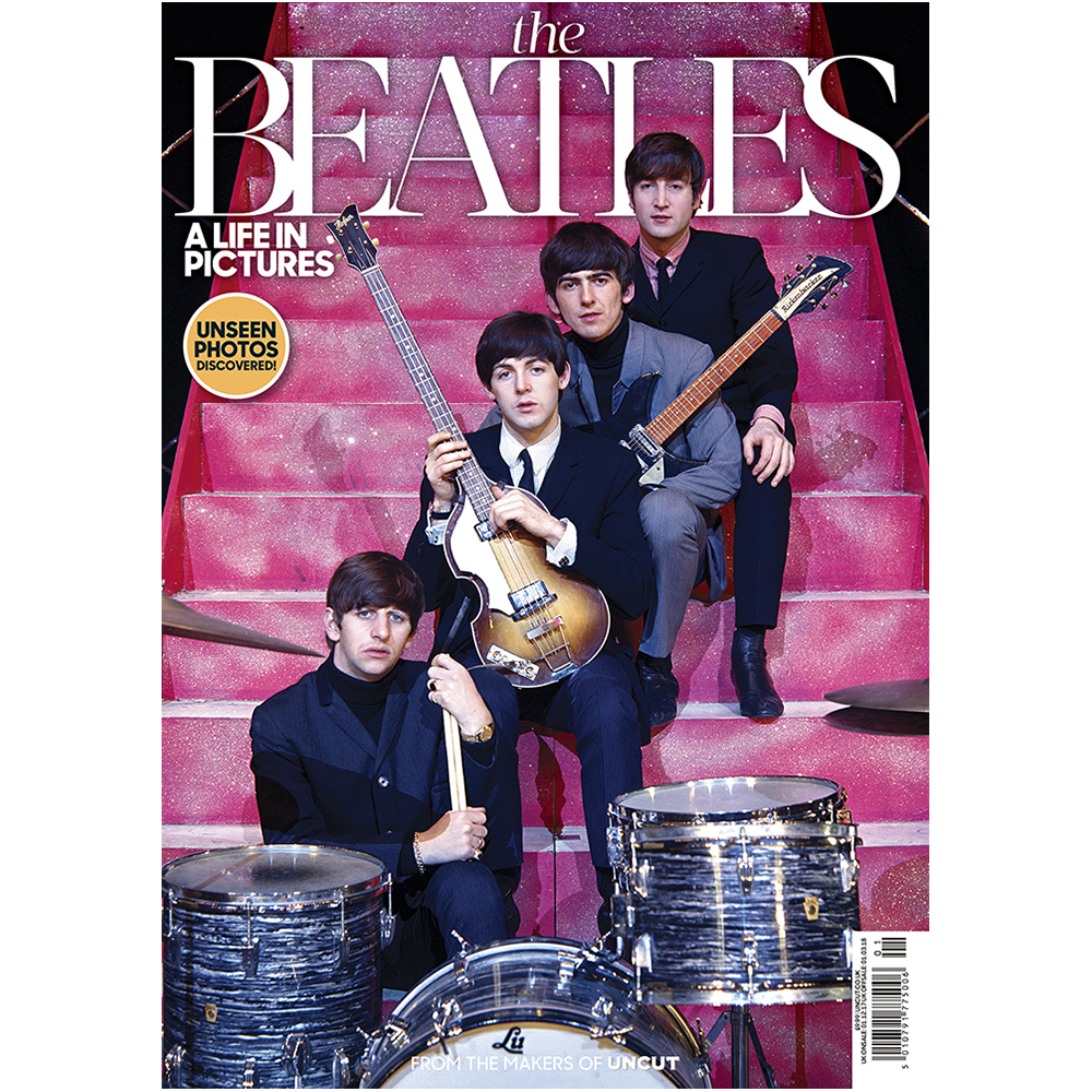 Uncut - The Beatles - Life In Pictures