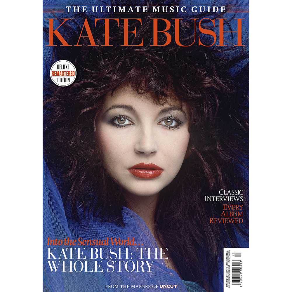 Uncut - Kate Bush - Ultimate Music Guide