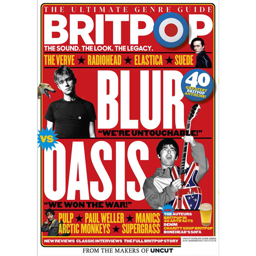 Uncut - Britpop - Ultimate Genre Guide