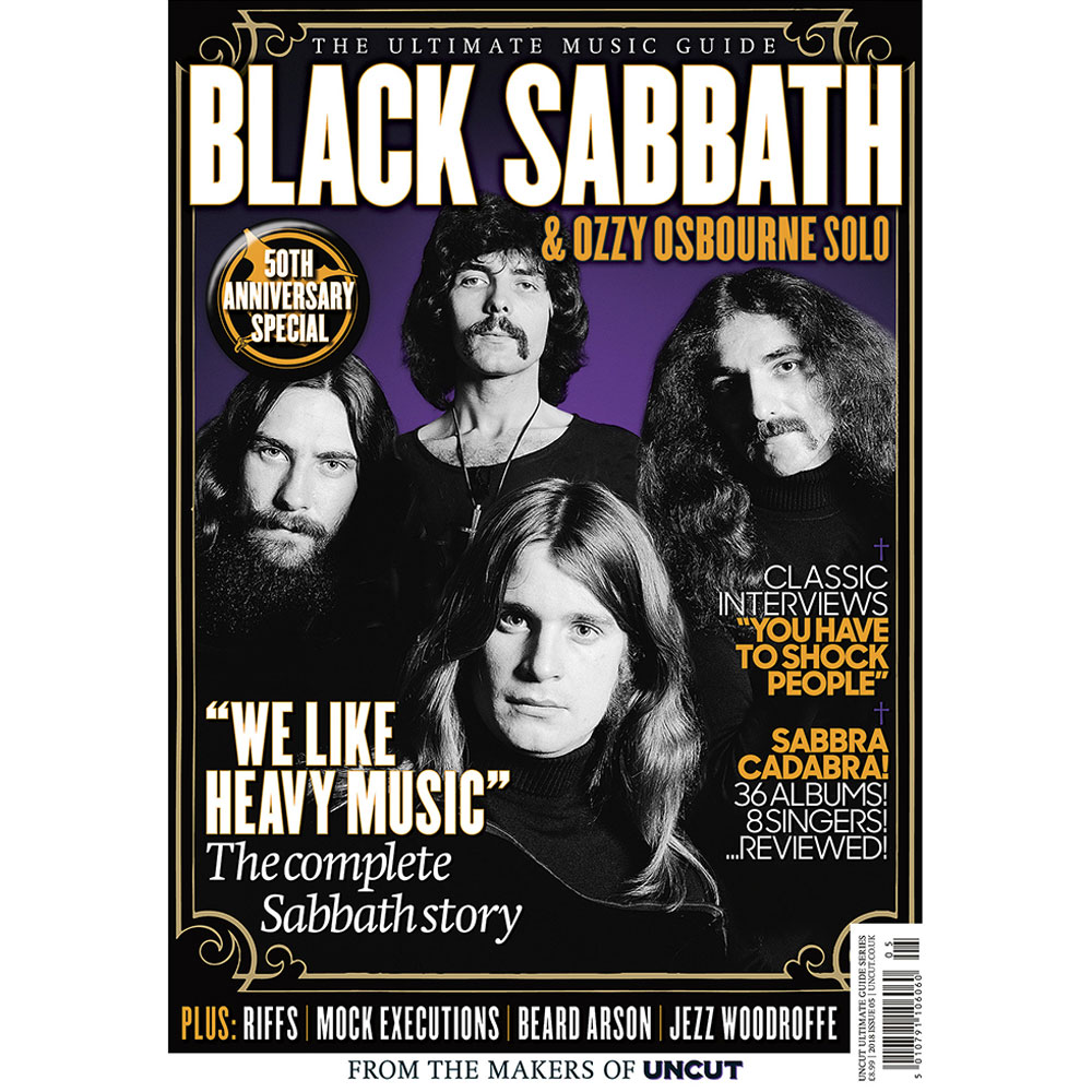 Uncut - Black Sabbath  - Ultimate Music Guide