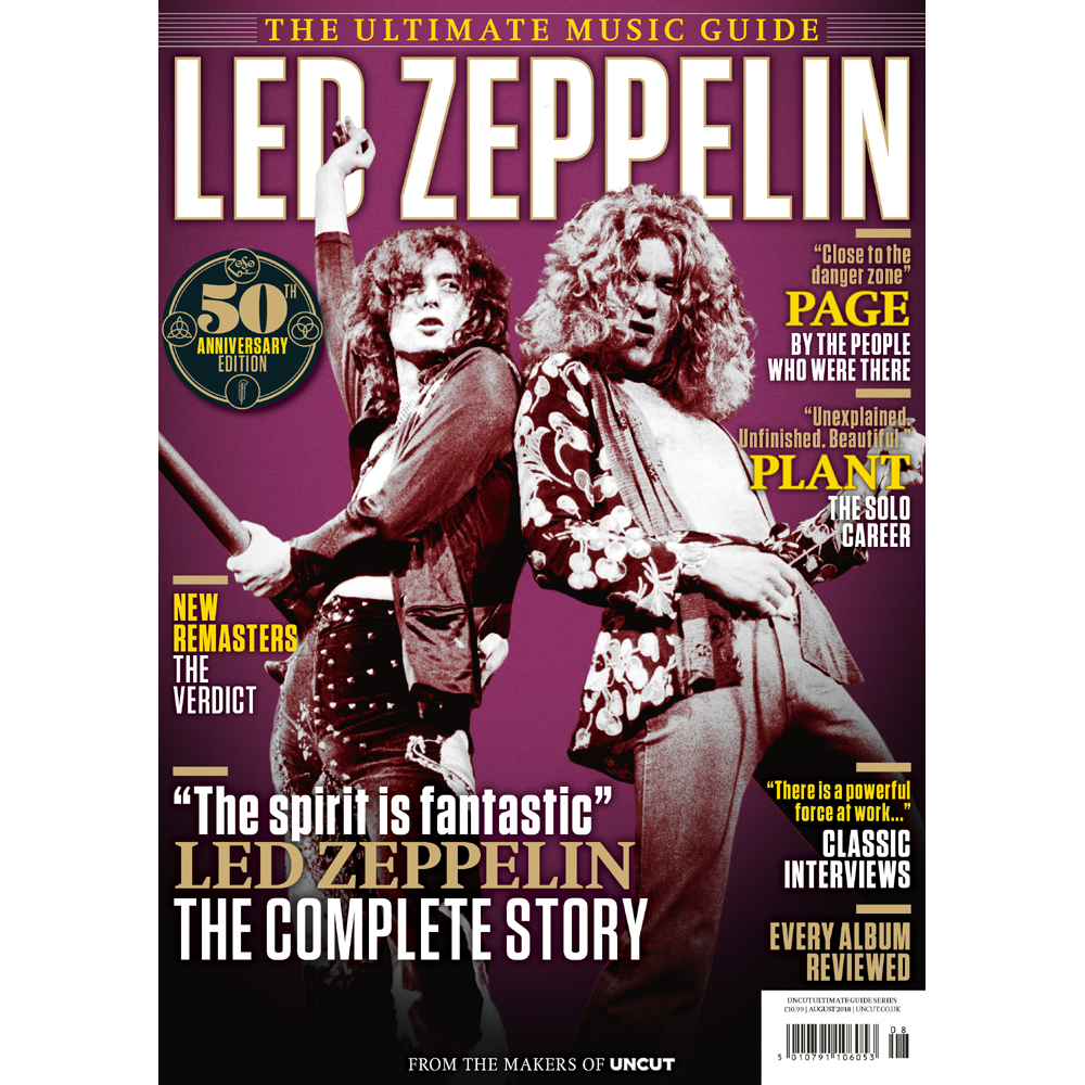 Uncut - Led Zeppelin -  Ultimate Music Guide