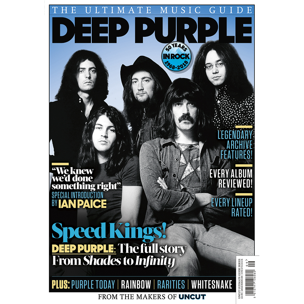 Uncut - Deep Purple - Ultimate Music Guide