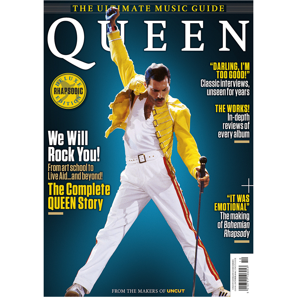 Uncut - Queen - Ultimate Music Guide (Deluxe Edition)