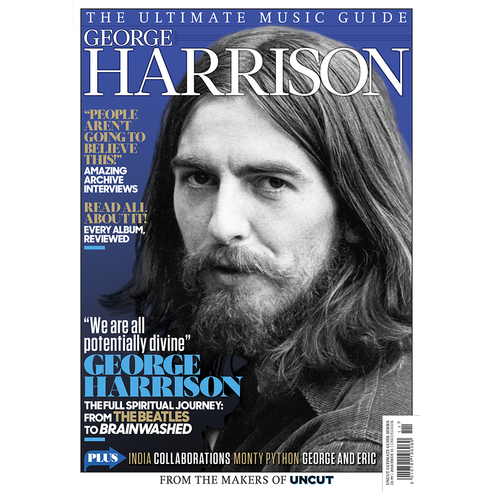 Uncut - George Harrison - Ultimate Music Guide