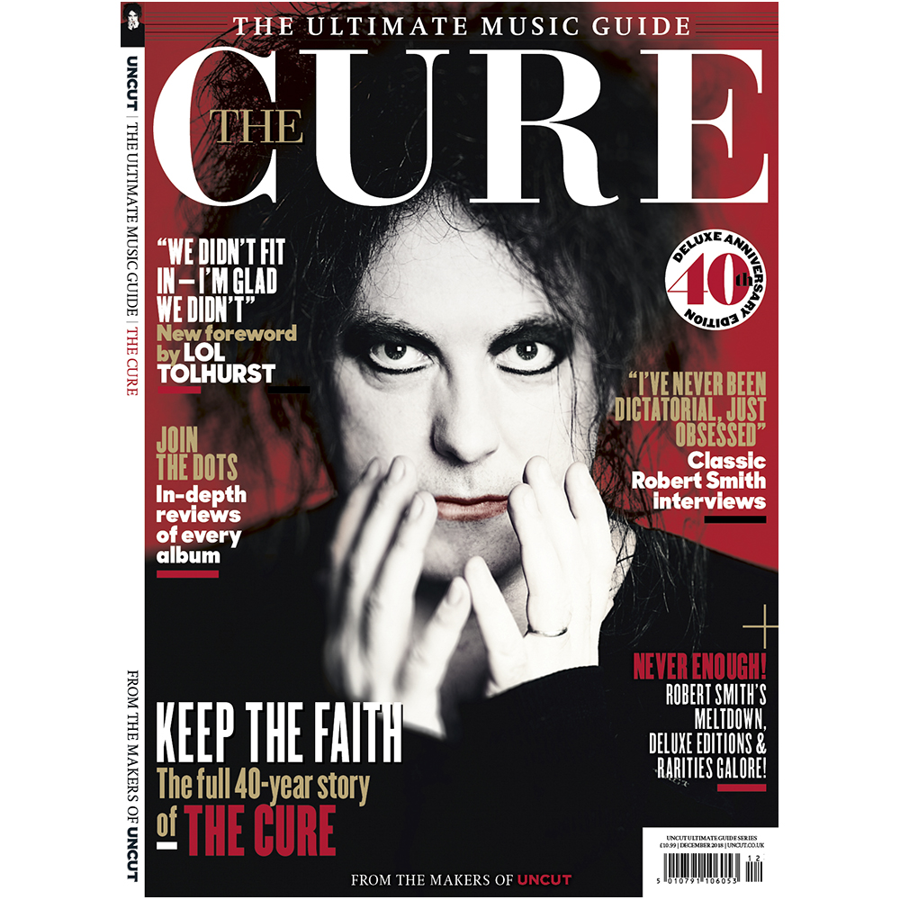 Uncut - The Cure - Ultimate Music Guide (Deluxe Edition)